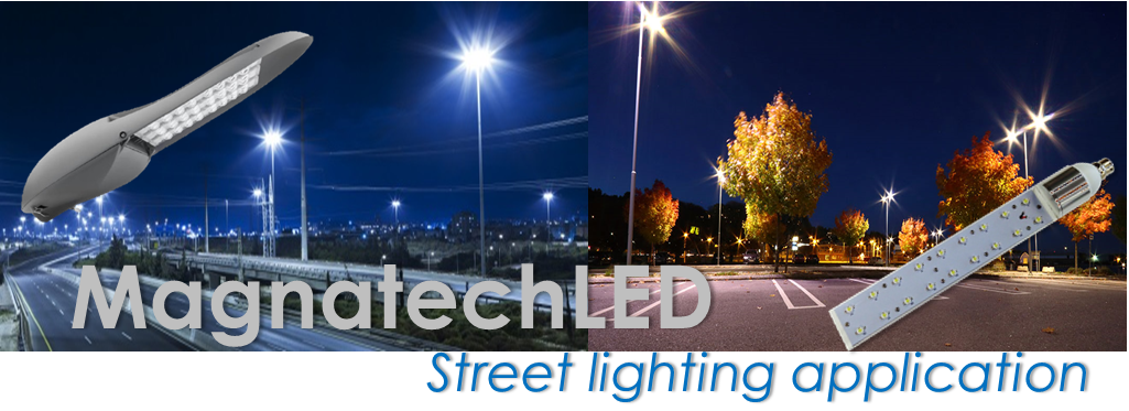 street lighting application